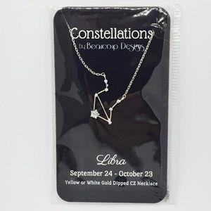 Jewelry - Constellation Necklace (Libra)